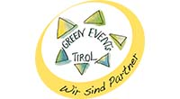 Logo Green Events Tirol